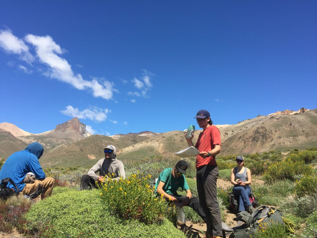 HMI Gap, patagonia, rock climbing, adventure and conservation, backpacking