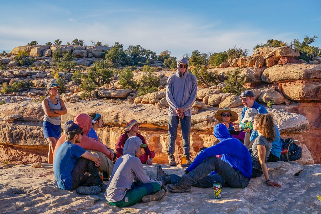 HMI Gap, canyon, backpacking, Bear's Ears, canyoneering, adventure and conservation